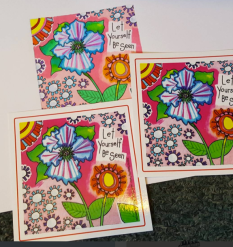 from COMFORT CARDS FOR TRANSITIONS